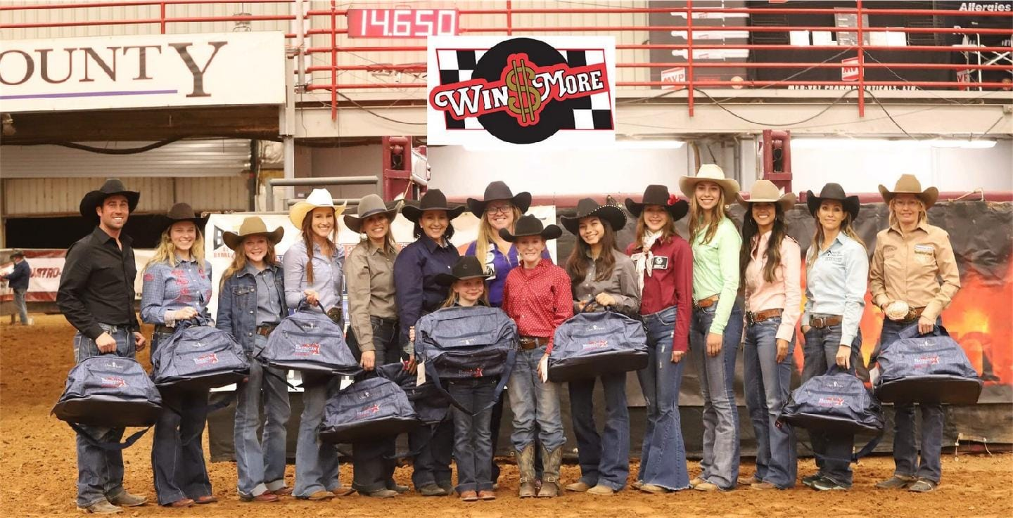 RC Black In Famous scorching a 14.650 to win the 2021 Dinosaur Classic American Qualifier in Glen Rose out of 192 entered winning over $4,000