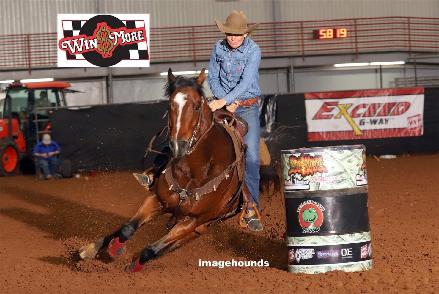 Firewater Goldmine 15.583 at the Dinosaur Classic