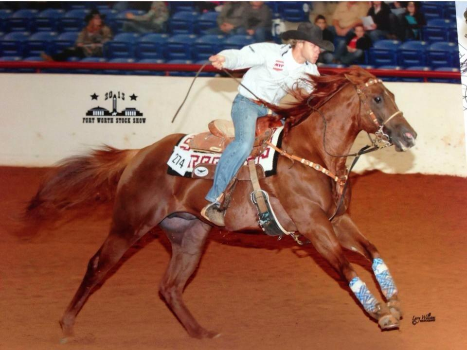 Pete Oen February 11, 2013 ·  iMovie  ·  Willie B Firewater owned by Lynn Cicman/5C Quarter Horses winning Reserve Champion at the Fort Worth AQHA Fat Stock Show in Junior Barrels out of 80 head. Gathering 24 points and qualifying for the 2013 AQHA World Show. Willie is sired by Fire Water Flit and out of Go Like Flow, daughter of Willie Wanta Dash.
