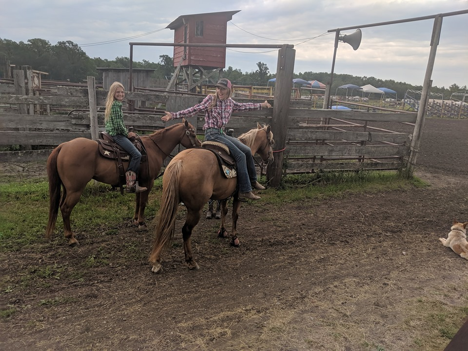 Effie Rodeo 2019 Team Roping: Tuff & Quiver