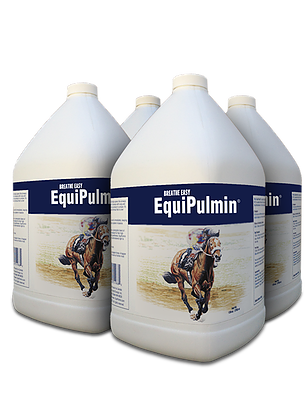 Four gallons of Equipulin