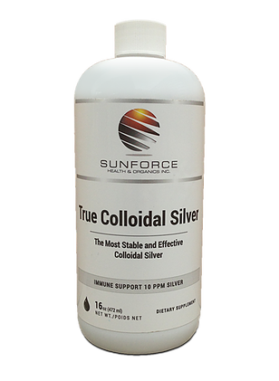 True Colloidal Silver (human care)