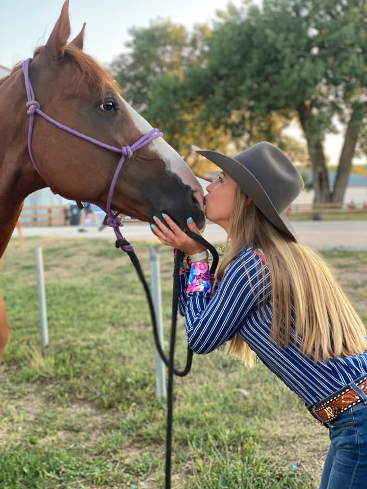 Trainers dream of horses they train finding their perfect human...