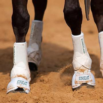The Iconoclast difference!  Free Priority Mail Shipping and Lowest Prices Allowed on Iconoclast Sports Boots @ PerformanceHorseShop
