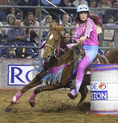 Barrel Racing Training Video: Rating with Fallon Taylor