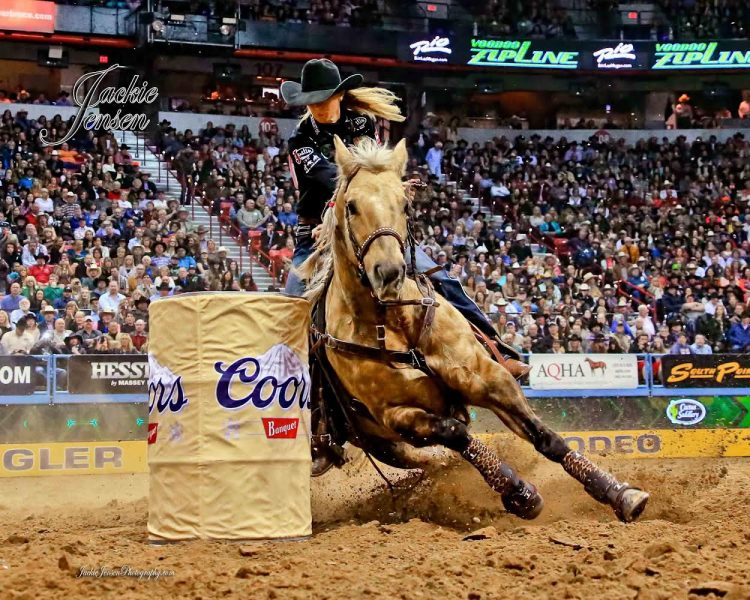 Barrel Racing Training Video: Barrel Drill with Sherry Cervi