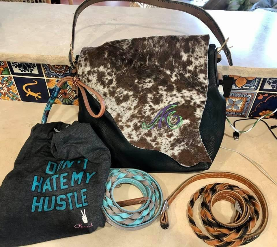Chrome Girl Accessories Knocked it of the park!