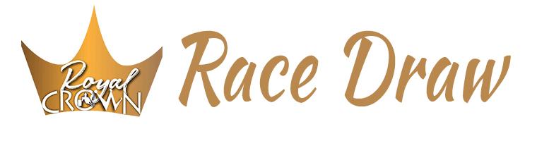 Royal Crown Slot Race Draw