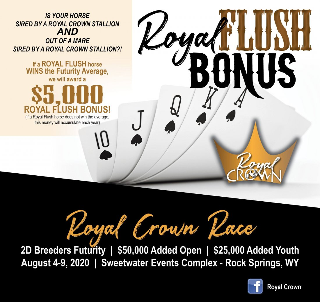 The Royal Flush Bonus