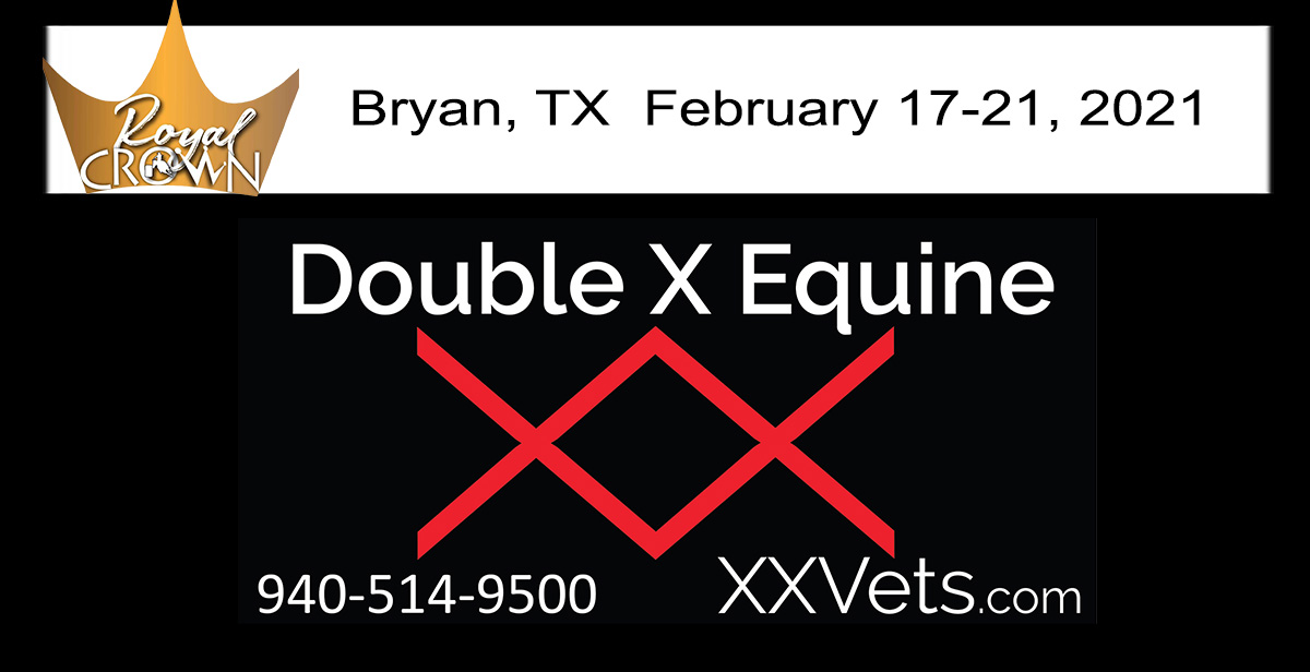 Double X Equine, Don Lee and Team will be on site at Bryan, TX