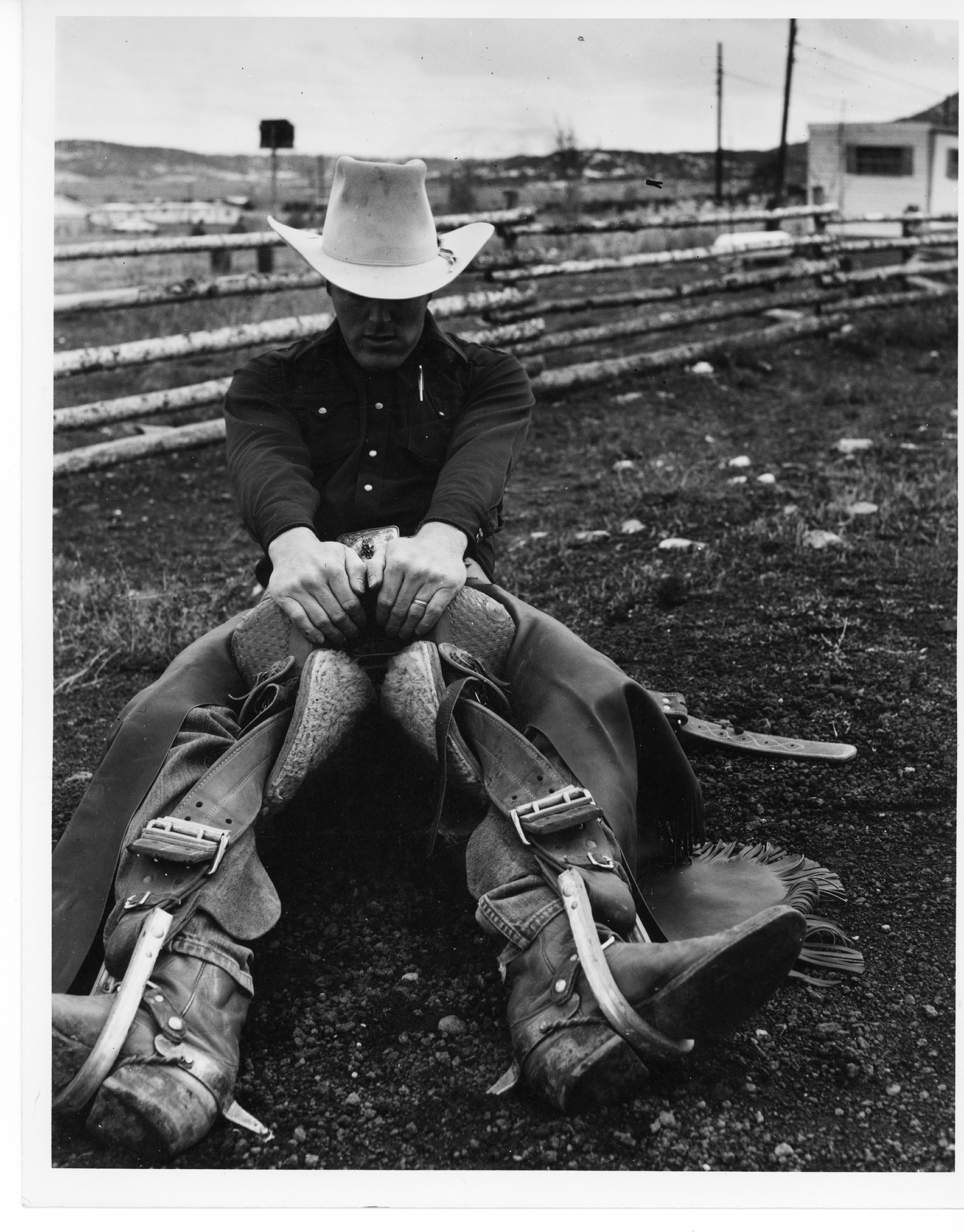 Western Craftsmen:  The Story of Dennis George, Section 3
